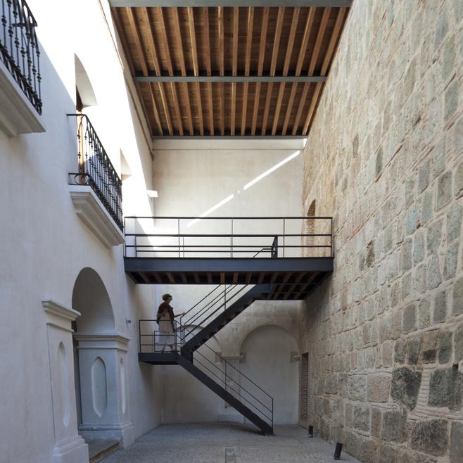 Fotografía de Francisco León, vía ArchDaily